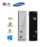 윈도우XP 삼성 LG 컴퓨터 슬림 데스크탑 Win7 Win10