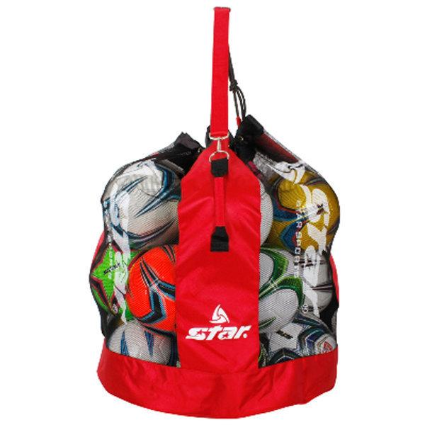 볼운반용 쌕(15개입) 볼류 운반 및 보관 축구공 가방