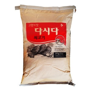 CJ제일제당 백설 쇠고기 다시다 25kg