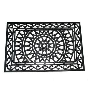 출입구 현관매트 썬게이트 매트(17mm) 60cm x 90cm