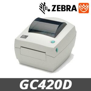 GC-420d 라벨프린터 감열지전용 GC420D
