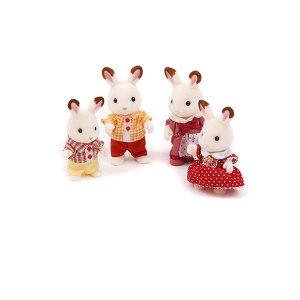 실바니안 패밀리 초콜릿토끼 가족(4150) 3125 인형