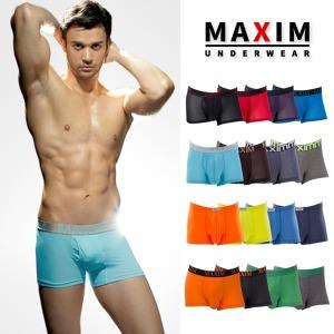맥심언더웨어/남자기능성속옷 세트상품 할인 12종 택1