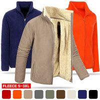 양털 기모 후리스 집업 자켓 점퍼 깔깔이 점퍼 작업복