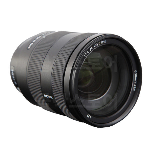 NEW/ 소니 FE 24-105mm F4 G OSS (SEL24105G) 정품 CS