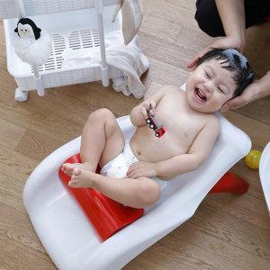 최다판매 / 허그 샴푸의자 / 샴푸체어 / 아기목욕의자