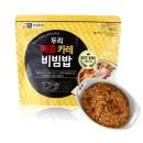 전투식량 매콤카레비빔밥137g 고급 커리의 맛 그대로