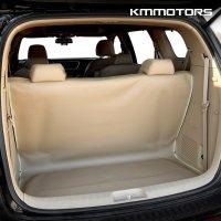 (KMMOTORS) 올뉴/더뉴카니발 9인승 맞춤전용 트렁크매트/차량용 방수 매트