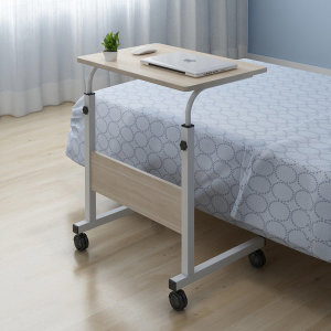 OMT 이동식 높이조절 노트북 테이블 책상 ONA-604 WH