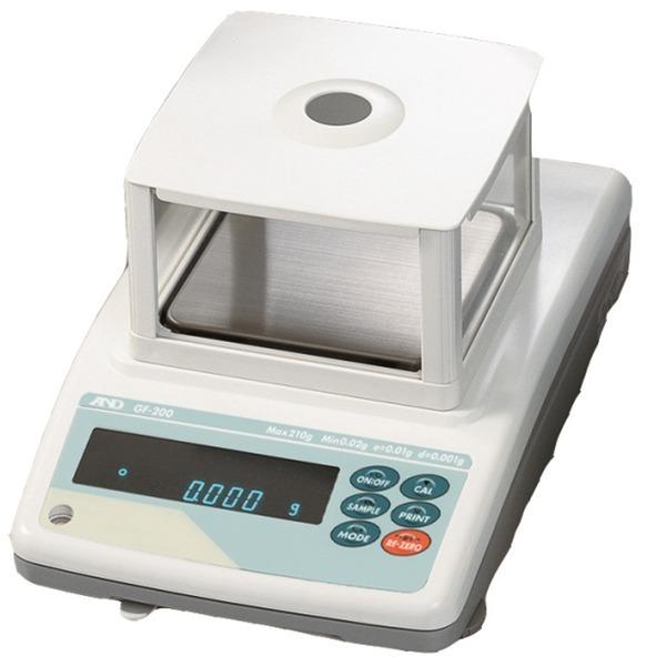 AND 정밀급  전자 저울 GF-200/8000(200~8000g/1mg)