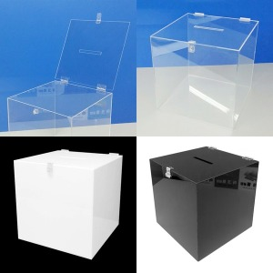 3T 투표함 주문제작가능/모금함/아크릴박스/상자