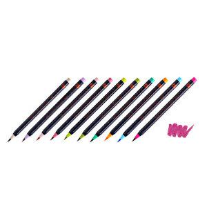 아카시아 붓펜 컬러붓펜 낱색 30색상/수채붓펜 극세필