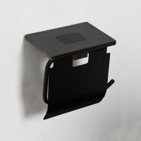 욕실 선반형 휴지걸이 YB-2400  휴지케이스 블랙
