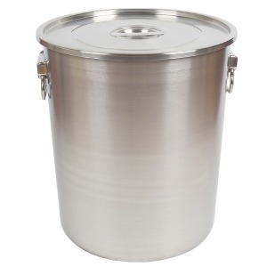 SUS304 스텐 업소용 위생용기 식깡 육수통 곰솥 국통