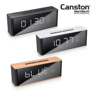 캔스톤 LX-C4 라디오 알람시계 블루투스 휴대용스피커