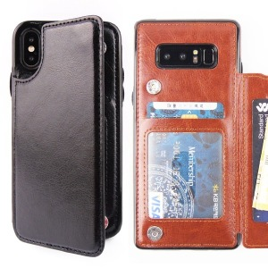 갤럭시S9 S8 S7 플러스 노트8 9 지갑 카드레더 케이스