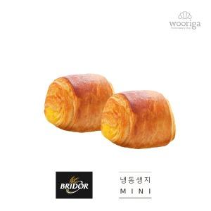 프랑스 프리미엄 미니 뺑라크림 40gx15개 냉동빵 생지