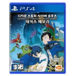 뉴클리어(PS4) 디지몬 스토리 사이버 슬루스 (한글판)