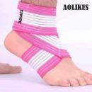 aolikes 발목보호대1526 핑크 무배+모칸도보호대모음