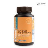 그린패밀리 멀티비타민 60정 1개 우리가족 멀티비타민