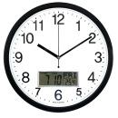 카렌다 무소음벽시계 35cm 블랙 인테리어벽시계