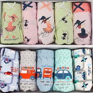 3매5매/아동유아팬티런닝세트/첨이첨이/남아여아속옷