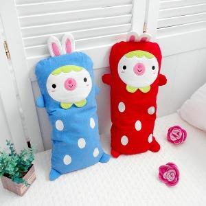 조우니 딸기 아동 인형 베개