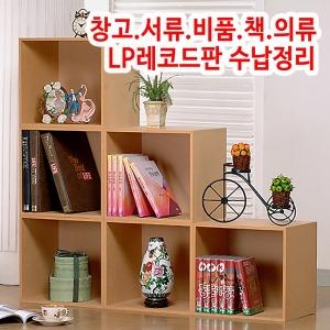성진특대형공간박스/A4화일.바인드북.앨범.LP수납정리