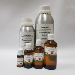 유기농 페퍼민트  에센셜오일 페퍼민트오일 100ml