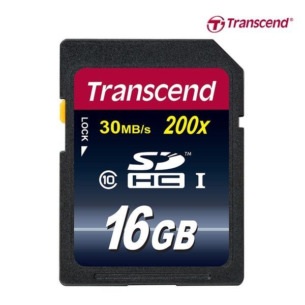 무료배송- 트랜센드 SDHC 16GB CLASS10/SD메모리카드