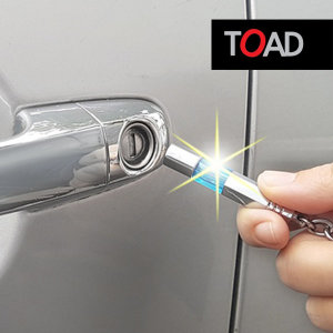 뉴딜카데코 0779 토드 정전기 키홀더 차량용 열쇠고리