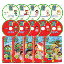 DVD 뉴 슈퍼와이 4집 10종세트  교육방송 EBS