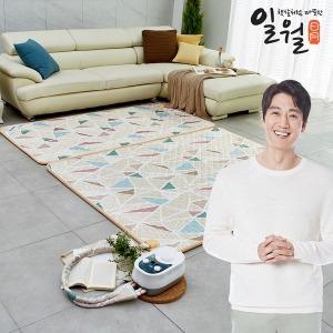 일월 2018년 듀얼하트 온수매트 싱글/더블 선택구매