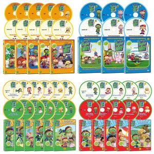 DVD 뉴 슈퍼와이 1+2+3+4집 38종세트 교육방송 EBS 사은품증정