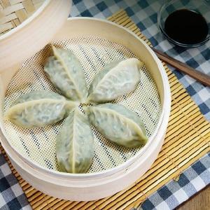 2봉찬스/잎새만두 1250g+1250g/고기/김치/보리/부추왕