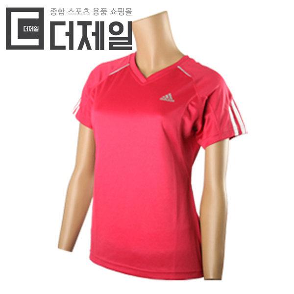 정품  아디다스 532677 여성 반팔 티셔츠