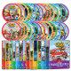 엠앤브이 / DVD 슈퍼윙스 Super Wings 1+2집 28종세트 사은품증정