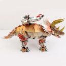 킹콩 종이모형 트리케라톱스 공룡 3D퍼즐 종이만들기