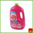 섬유유연제/샤프란/핑크/용기/2.8Lx4개/M1 /무료배송
