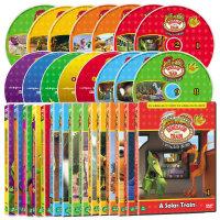DVD 다이노소어 트레인 Dinosaur  1+2집 15종세트  사은품증정 DVD 가죽 보관함