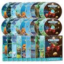 DVD 바다탐험대 옥토넛 OCTONAUTS 4집 20종세트 사은품 (생물 카드 29종+포스터)