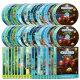 엠앤브이 / DVD 바다탐험대 옥토넛 OCTONAUTS 3+4집 40종세트 사은품 (생물 카드 29종+포스터)