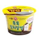 맛있는 오뚜기 컵밥 톡톡 김치알밥 191g