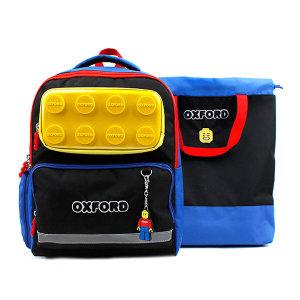 윙하우스 (OX0001)옥스포드블럭책가방세트