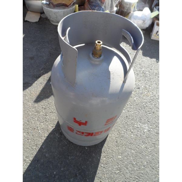 난로용부탄가스통(중고/날짜지남)