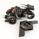 킹콩 종이모형 미래전차 오토바이 3D퍼즐 종이만들기