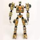 킹콩 종이모형 전투로봇 3D퍼즐 종이만들기