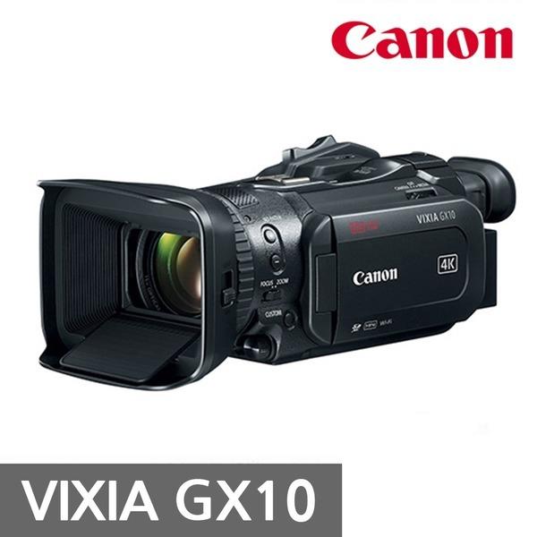 GX10 정품 4K캠코더 캐논캠코더 VIXIA GX10/융증정