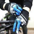 매드바이크장갑(블루) 자전거장갑스마트장갑기능성장갑