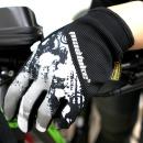 매드바이크장갑(그레이) 자전거장갑 스마트장갑